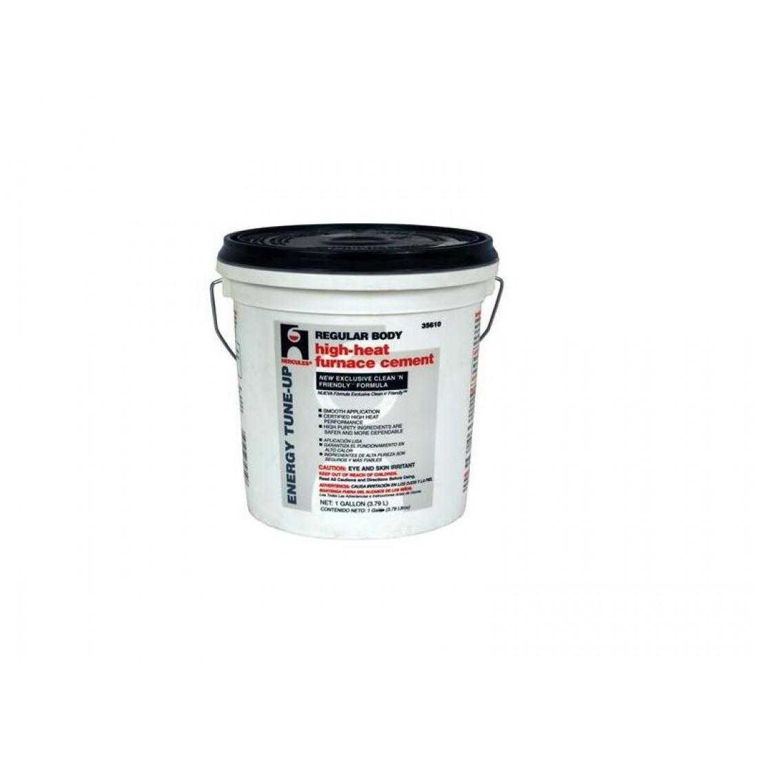 High Heat Furnace Cement Refractory Adhesive 470ml Cold Tackifiers
