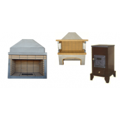 Fireplaces - Stoves - bbq
